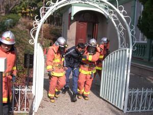 消防署救助